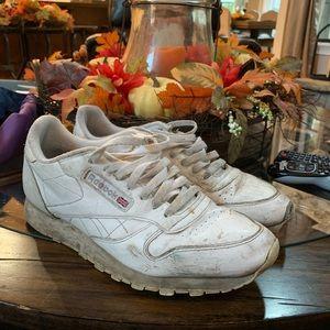 Throwback rebook shoes